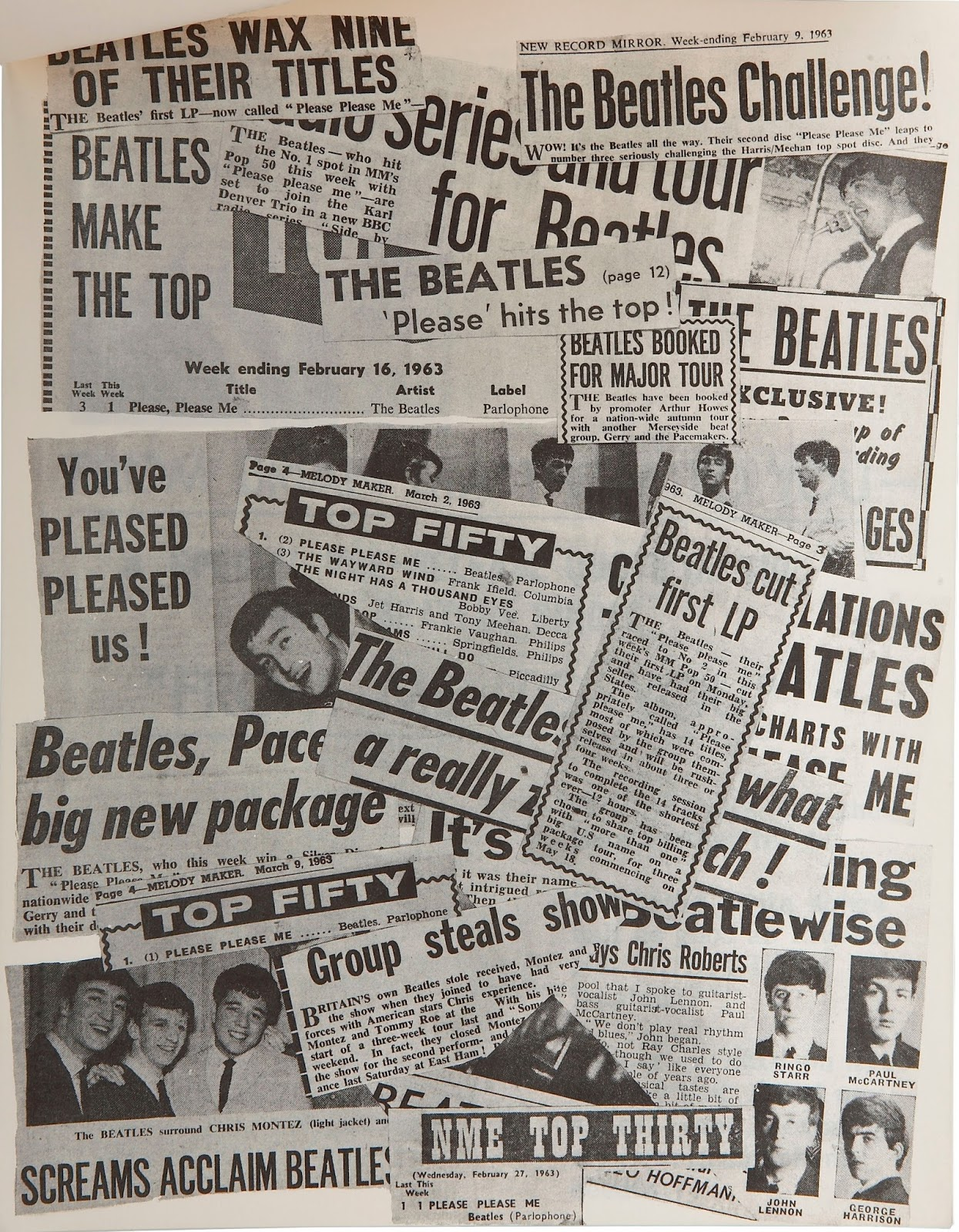 Gmail themes beatles - Getting Beatles Headlines Was Soon To Be No Problem At All For Barrow