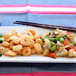 Miso Shrimp with Sautéed Vegetables (Clean and potentially Paleo)