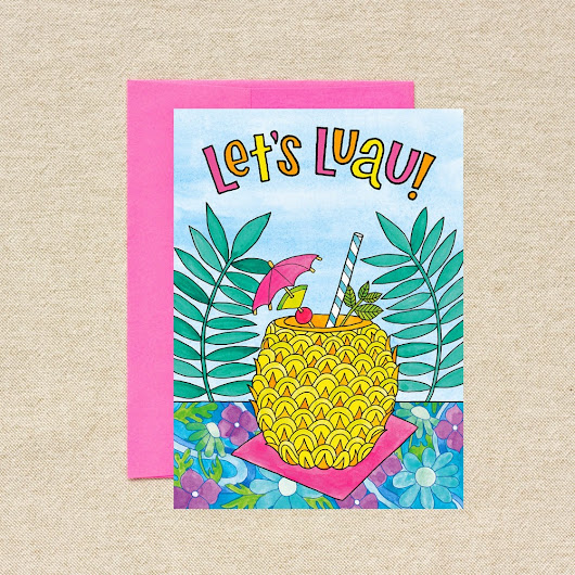 Camp Smartypants: New! Summer Greeting Cards