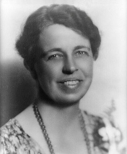 Fotografía de Eleanor Roosevelt
