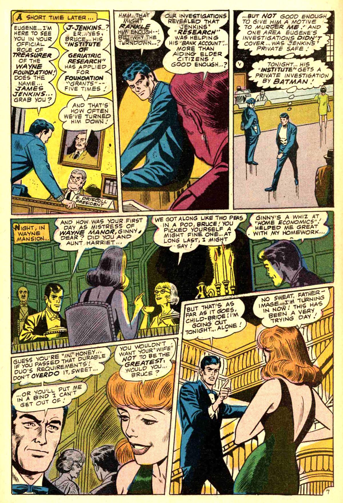 Detective Comics (1937) 380 Page 9
