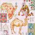 Punto de cruz Africanos y motivos étnicos