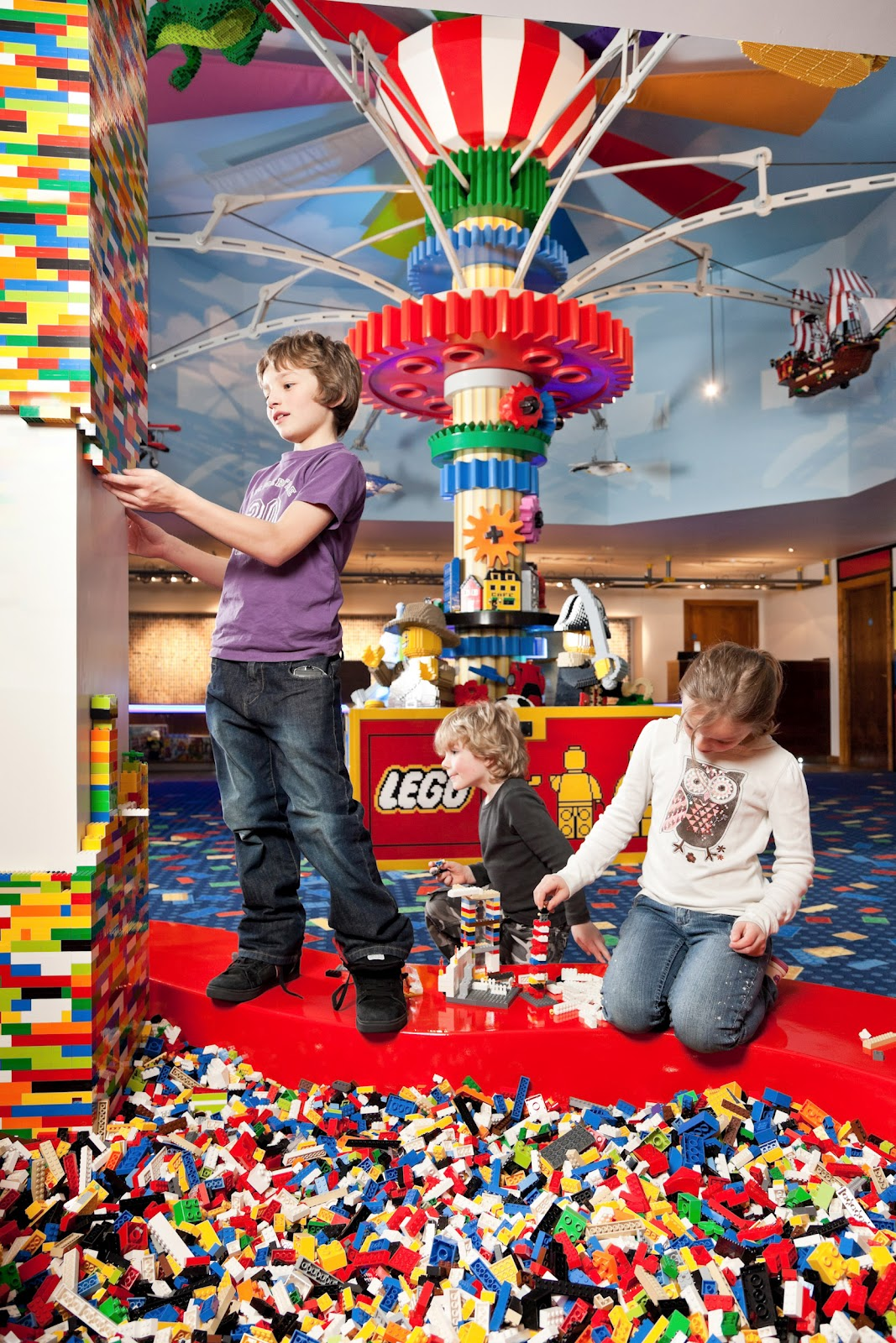 All About Bricks: World Record Attempt at the LEGOLAND ...