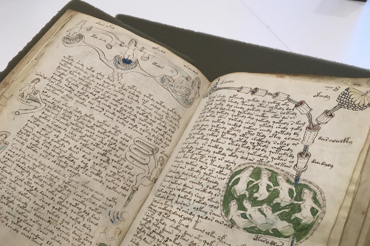Artificial Intelligence Used to Identify the Language of the Mysterious Voynich Manuscript