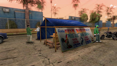 Mod Warung Pecel Lele (Android & Pc)