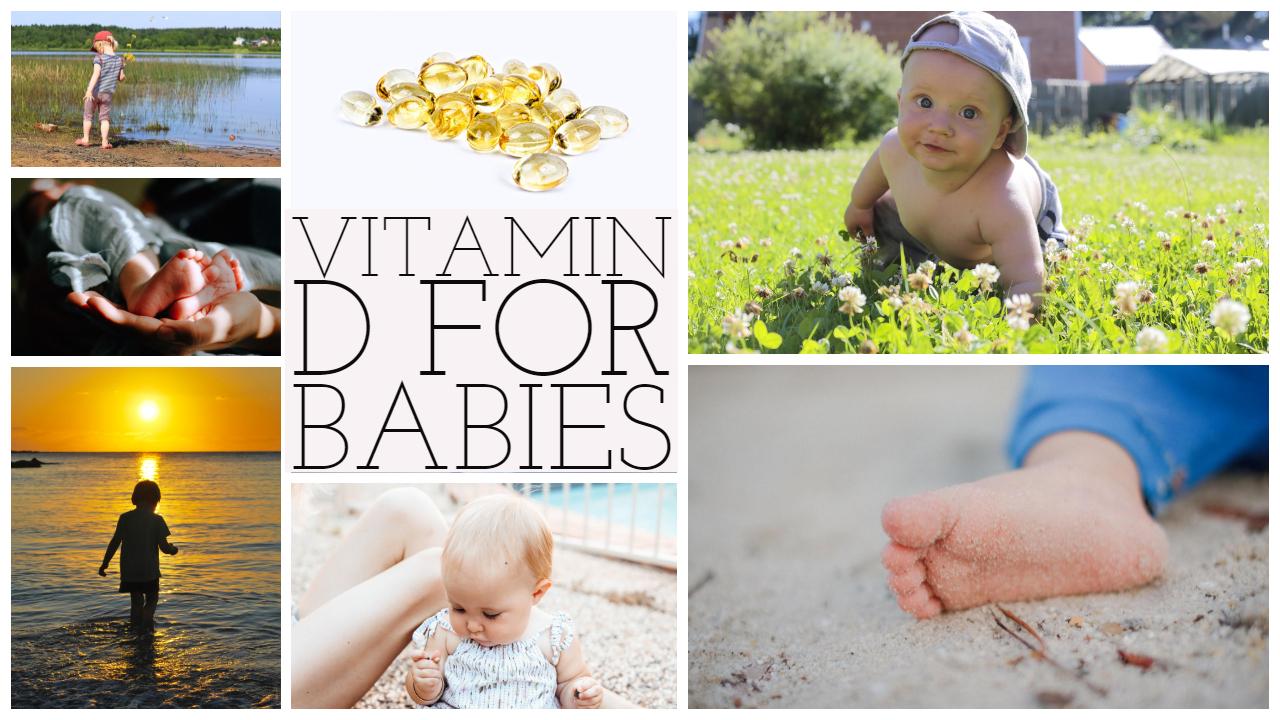 vitamin D babies