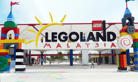 CT: Legoland, Universal Studio Singapore & Trans Studio ...