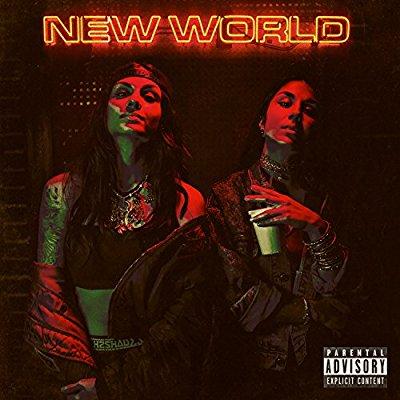 Krewella - New World, Pt. 1 - Album Download, Itunes Cover, Official Cover, Album CD Cover Art, Tracklist