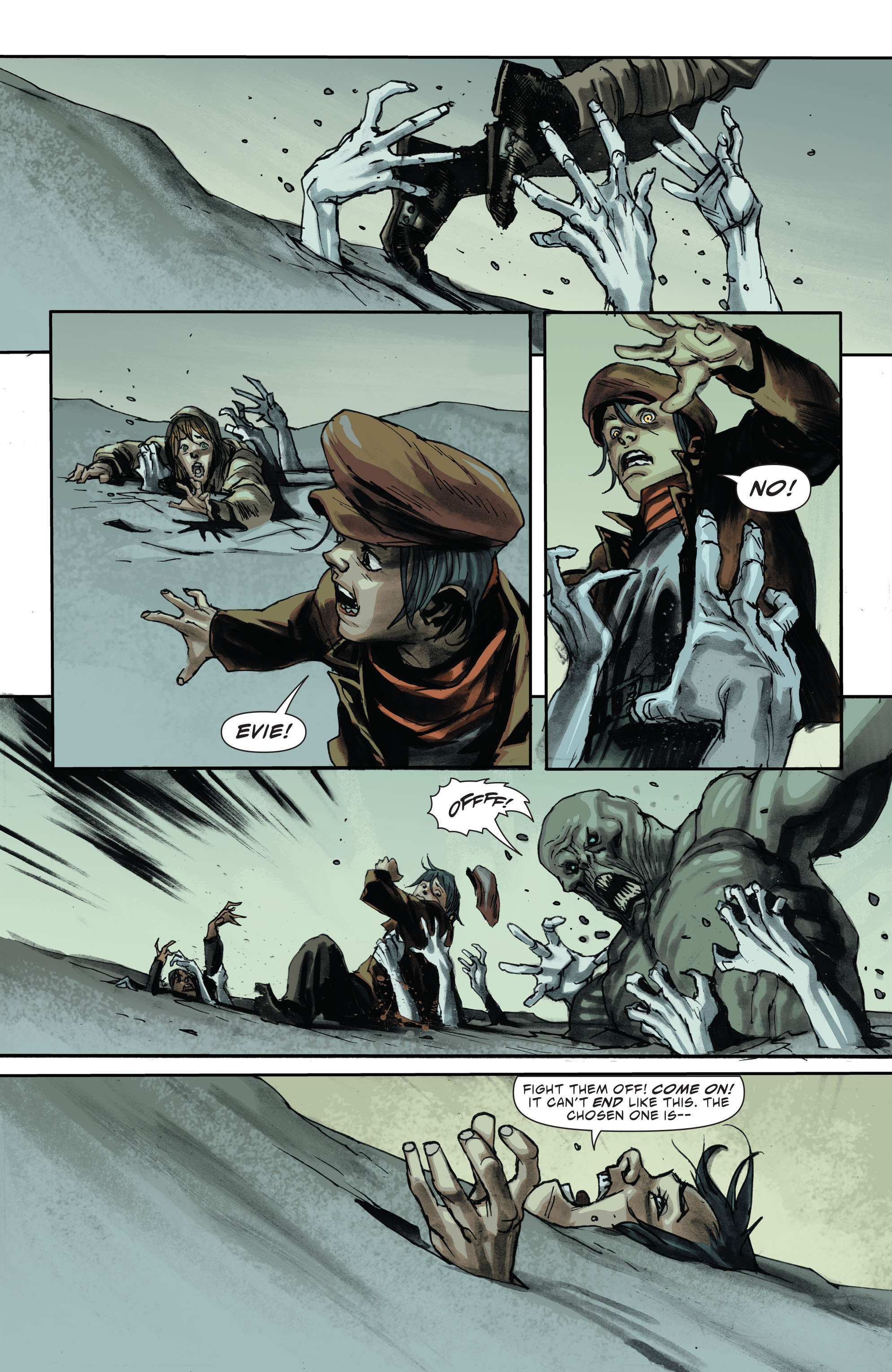 Read online American Vampire: Second Cycle comic -  Issue #9 - 4