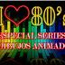 Series infantiles de los 80 y 90