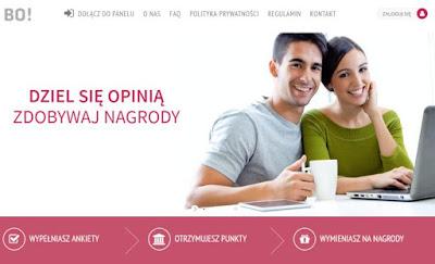 Bo-Panel.pl, czy ta strona płaci za wypełnianie ankiet?
