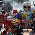 Tak kalah Meriah dari Haloween, ini Festival Kematian di Mexico
