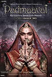 Padmaavat 2018 Hindi Full Movie 720p HEVC 700MB HDRip ESubs