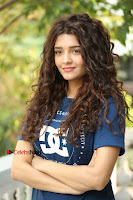 Actress Rithika Sing Latest Pos in Denim Jeans at Guru Movie Interview  0024.JPG