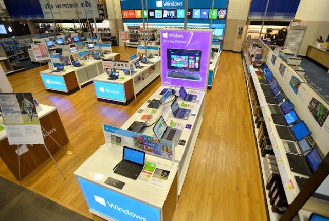 Preços na loja de eletrônicos Best Buy em Miami
