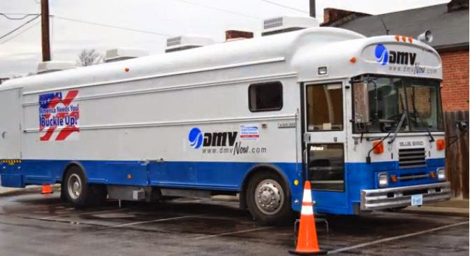 the Annandale Blog: Mobile DMV unit coming to Northern