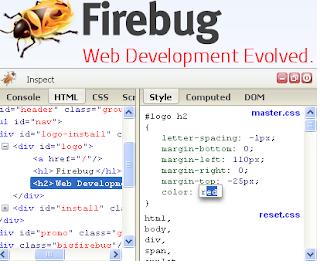 Download Firebug add-on Firefox 2.0.11 / 3.0.0 Alpha 12