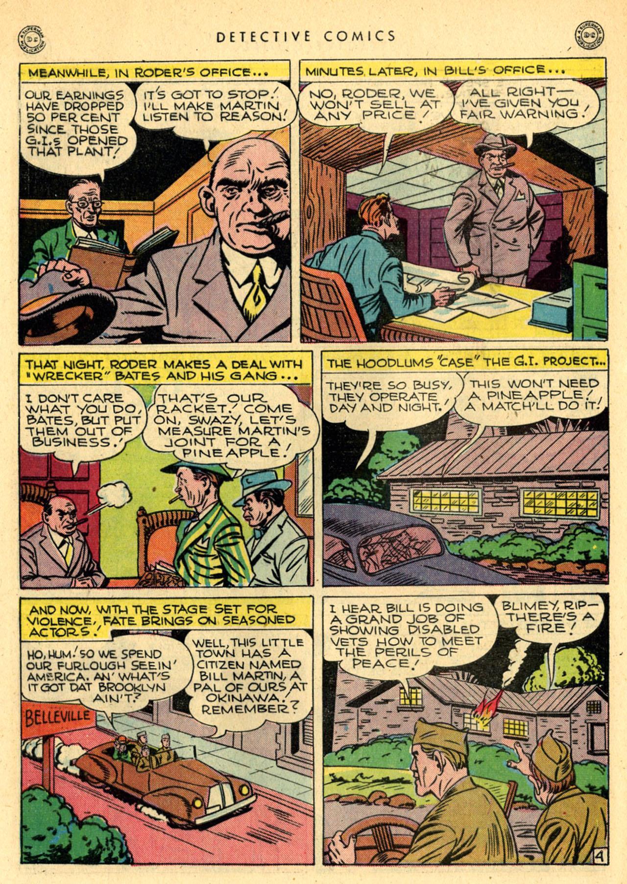 Read online Detective Comics (1937) comic -  Issue #111 - 42