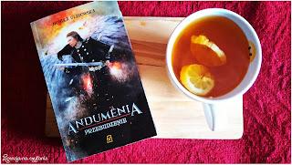 """168. """"Andumenia. Przebudzenie"""" Monika Glibowska"""