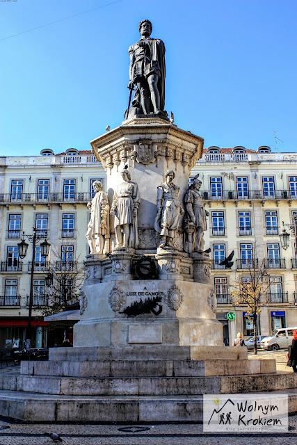 Lizbona pomnik