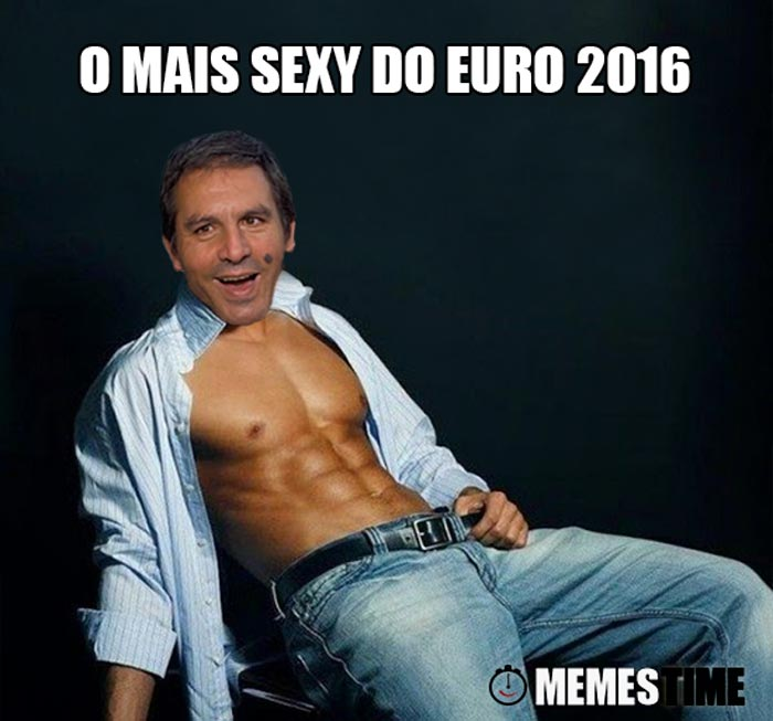 Meme Emplastro sexy – O mais sexy do Euro 2016