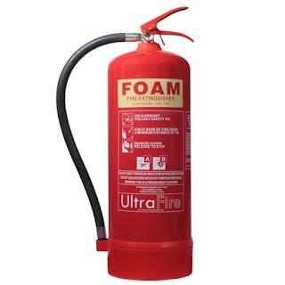 Jenis Busa/Foam (AFFF)