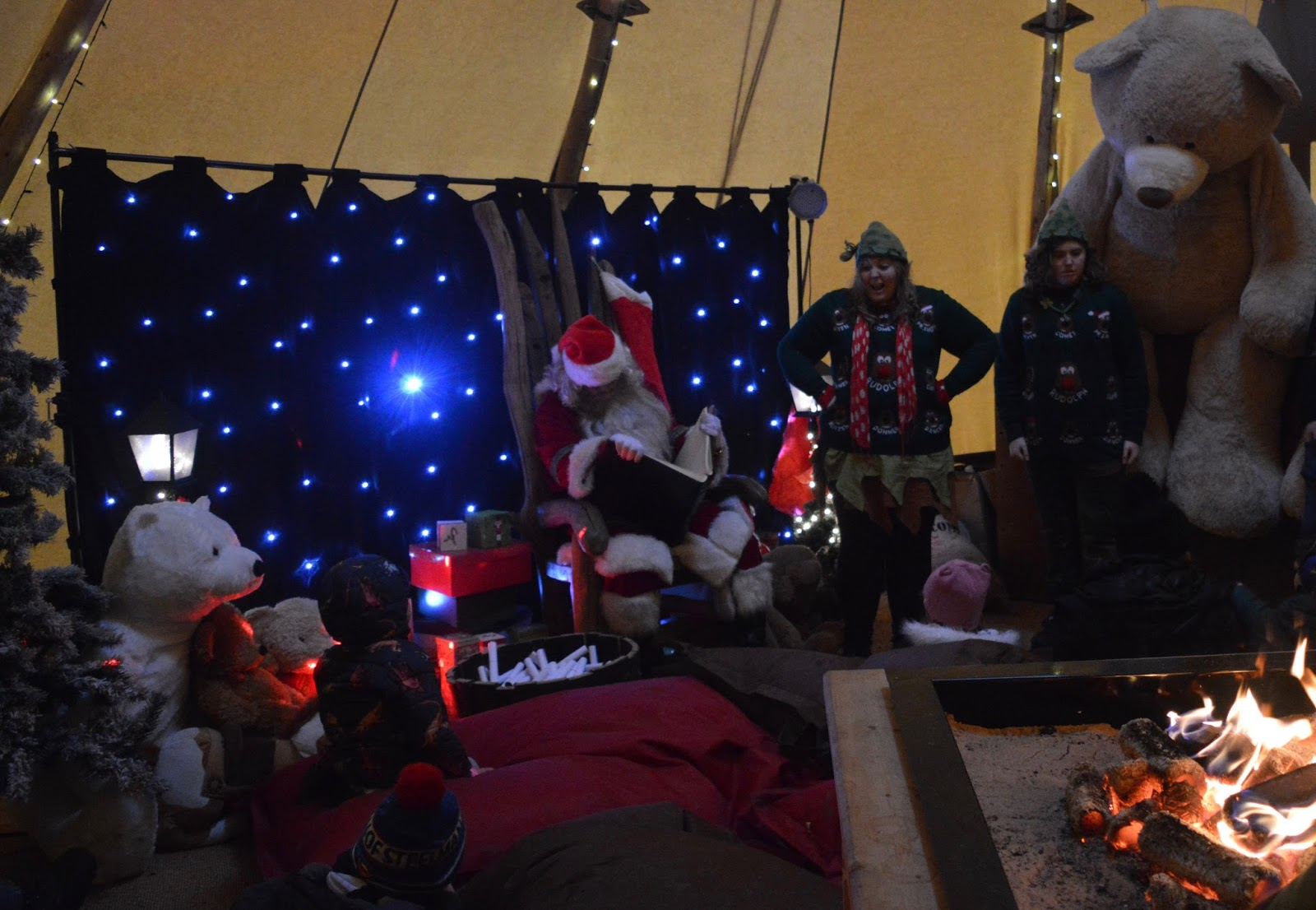 What's on in the North East for kids | Our Top Recommendations for Christmas 2016 - Enchanted Christmas