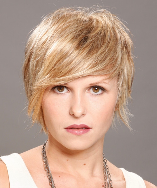 Hair Salon Hairstyles: Cool Women Short Casual Hairstyles 2012 Pictures