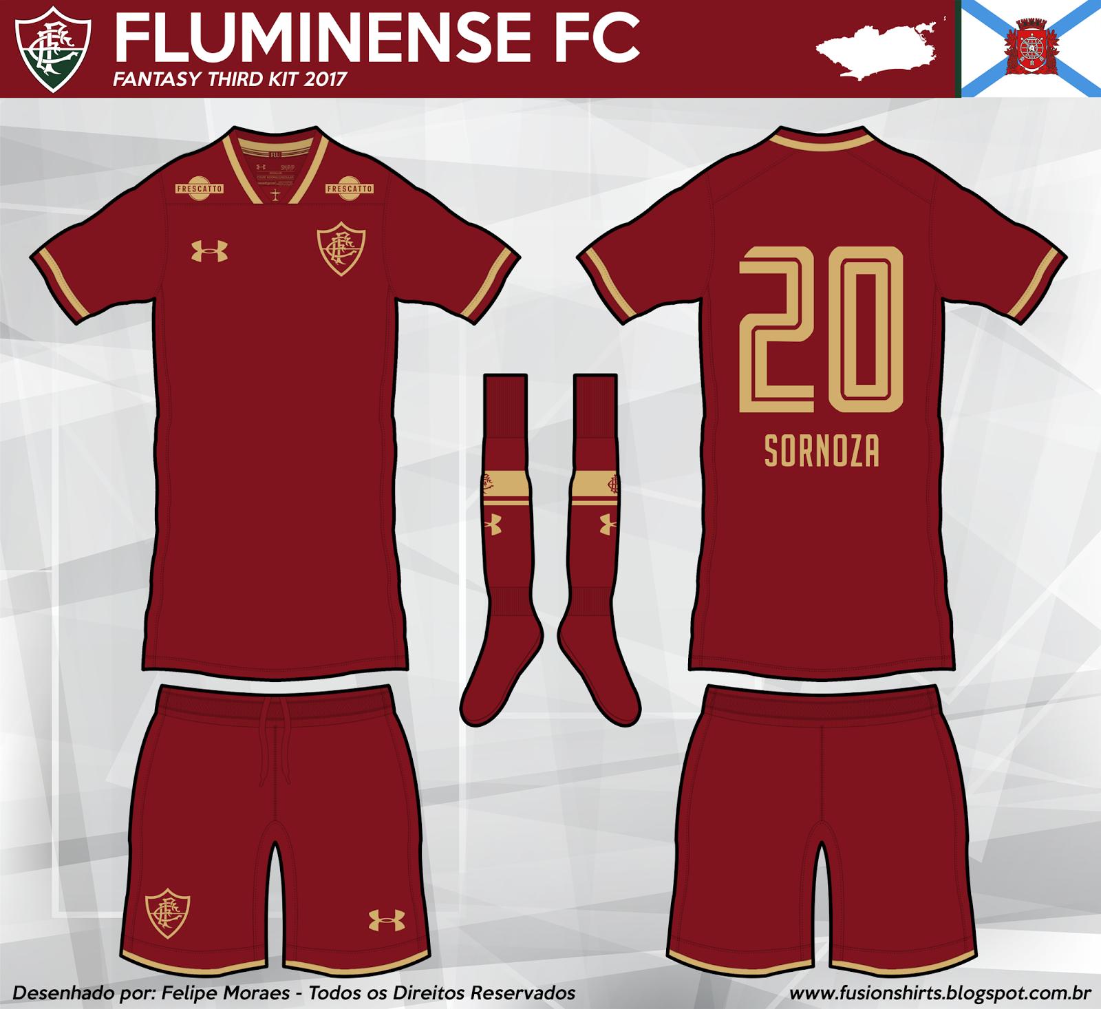 0d045da1b1 Fluminense + Under Armour - Palpites