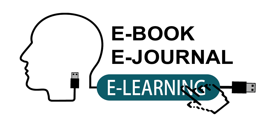 E-Learning E-Journal dan E-Book Pendidikan