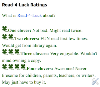 Read-4-Luck Ratings