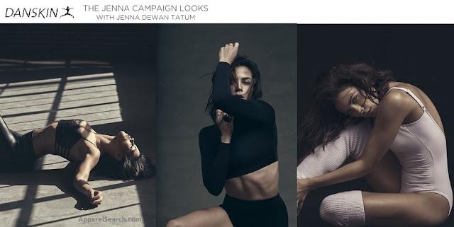 Fitness Fashion Jenna Dewan Tatum