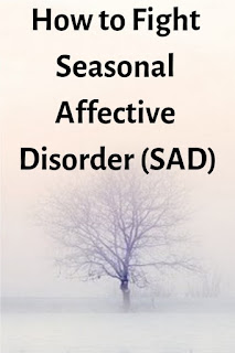 How to Relieve Seasonal Affective Disorder (SAD)