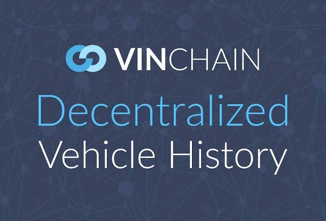 VINCHAIN - Pasar Data Otomotif Terdesentralisasi