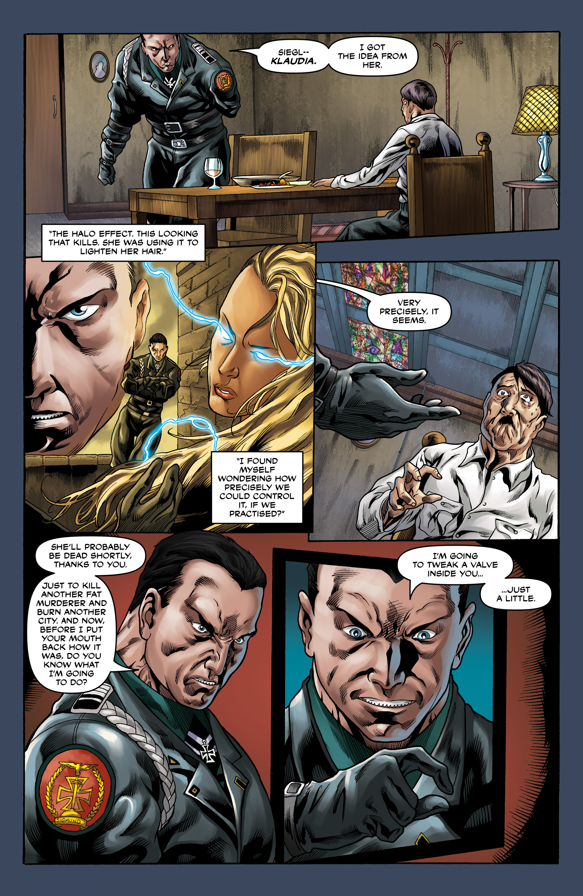 Read online Uber comic -  Issue #11 - 26