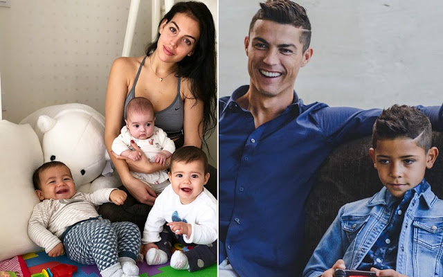 Cristiano Ronaldo cumple 33 años: felicidades campeón!