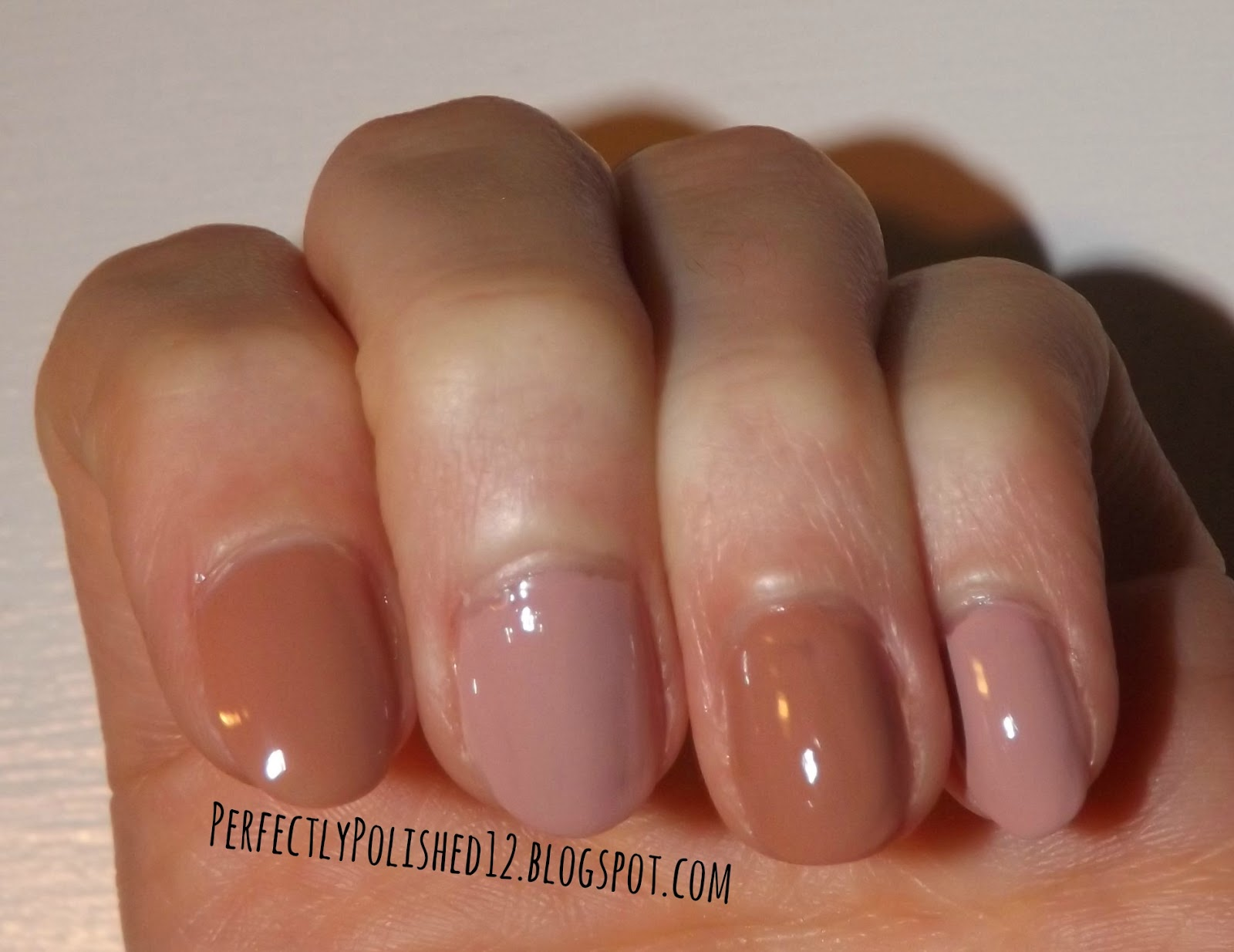 Perfectly Polished 12: Comparison: Sephora by OPI \