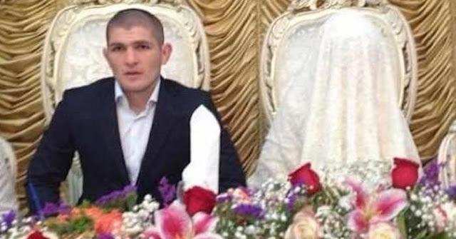 Dikira Masih Single, Ternyata Istri Khabib Nurmagomedov Secantik Ini