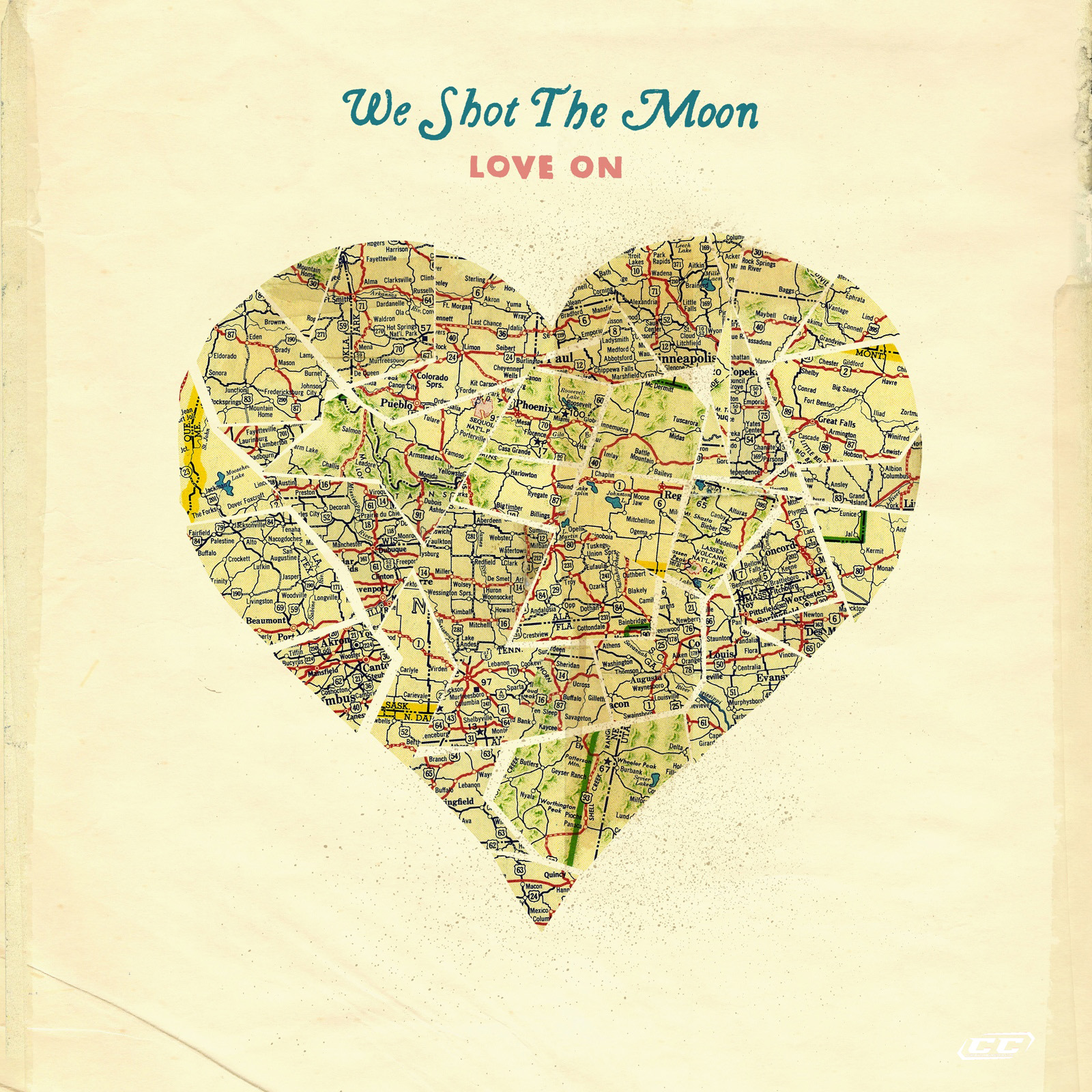 We Shot the Moon - Love On 2013 English Christian Album Download
