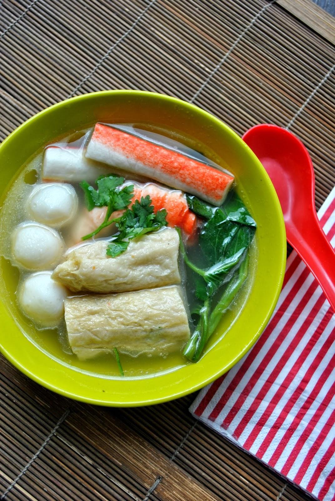 Ummizzkitchen Yong Tau Foo Soup