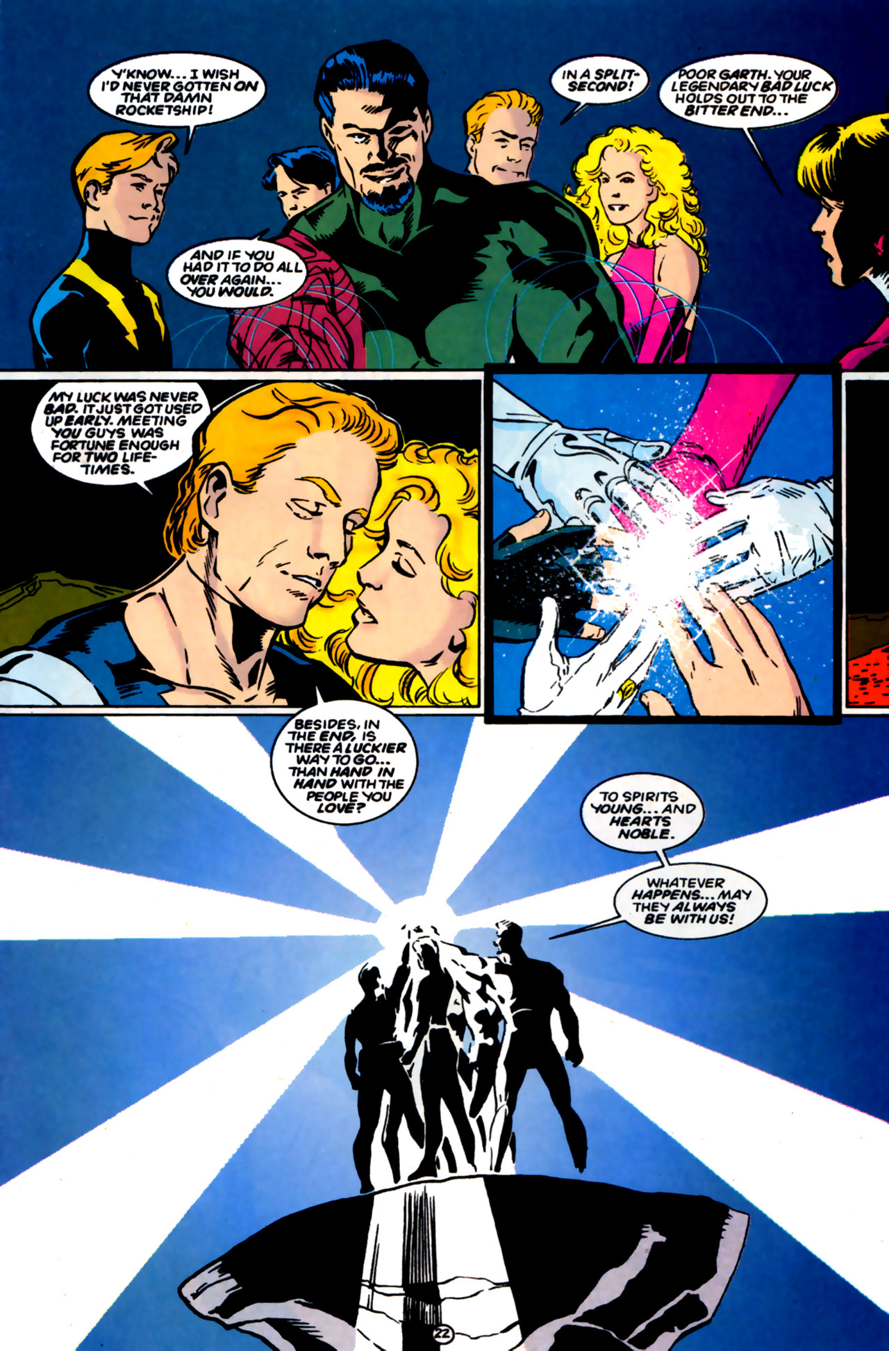 Legion of Super-Heroes (1989) 61 Page 21