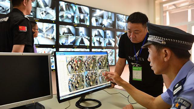 China pretende detectar a futuros criminales con la inteligencia artificial
