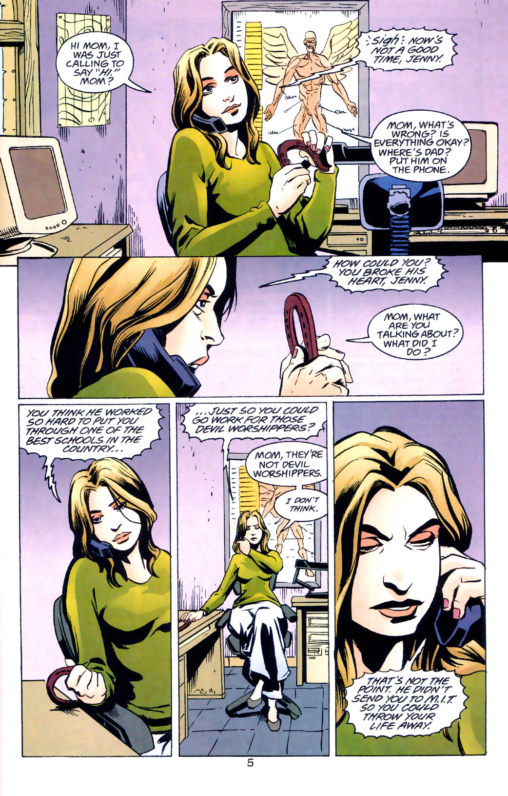 Read online Midnight, Mass comic -  Issue #7 - 6