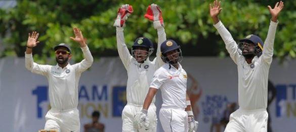 गाले टेस्ट में भारत ने दर्ज की बड़ी जीत