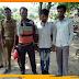 नौगछिया का शातिर बदमाश मधेपुरा में गिरफ्तार