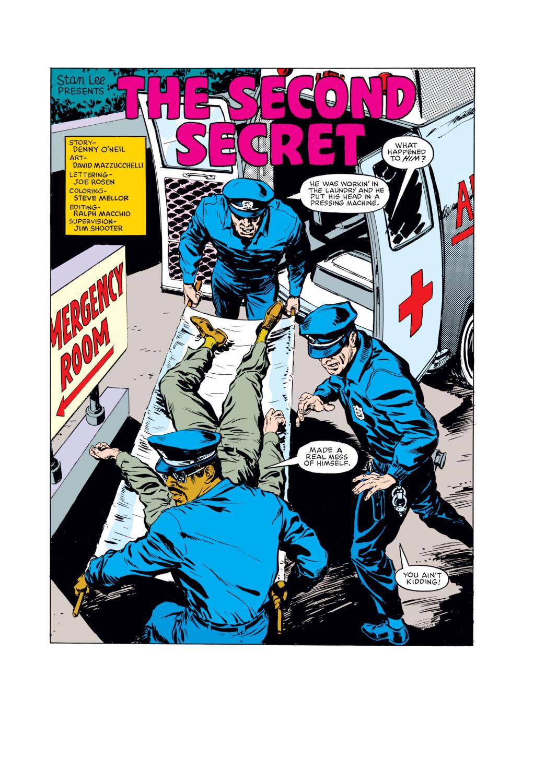 Daredevil (1964) 216 Page 1