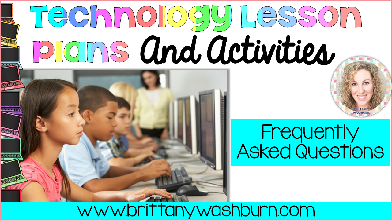 Technology Teaching Resources with Brittany Washburn: How to Use ...