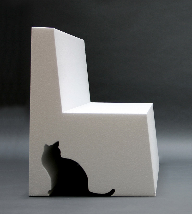 Fill In The Cat Furniture on if it's hip, it's here