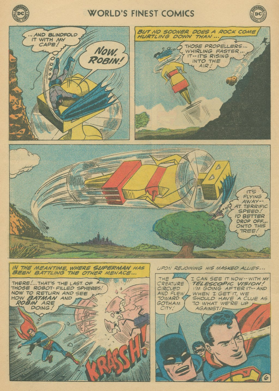 Read online World's Finest Comics comic -  Issue #108 - 8