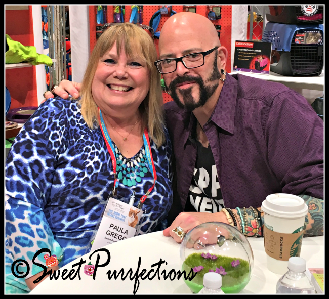 Sweet purrfections learning about the cat daddy for Jackson galaxy band